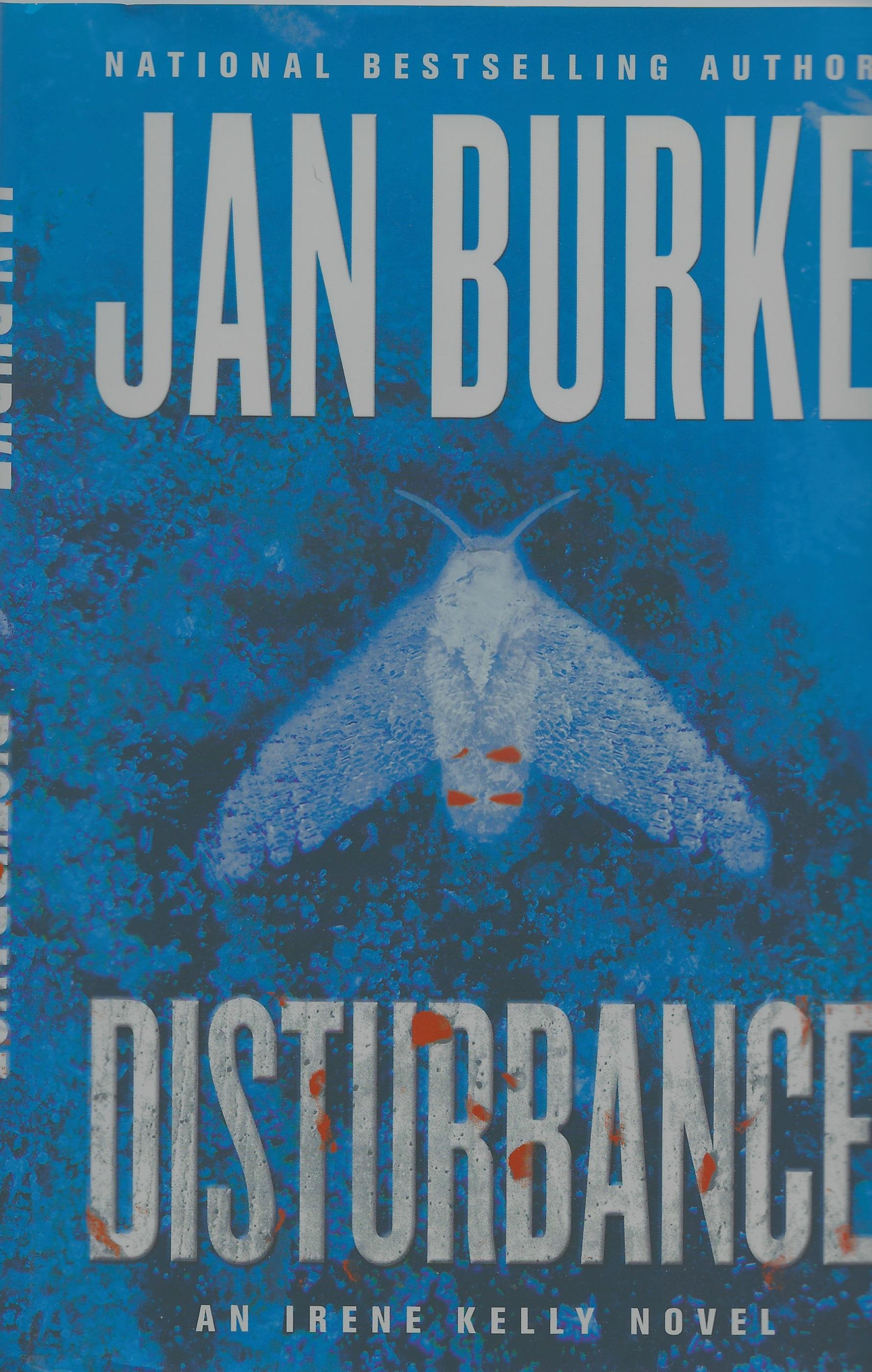 Jan Burke cover